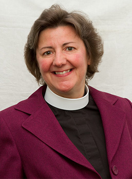 The Reverend Caroline Stacey