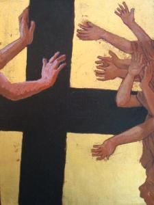 Fourth Station: Jesus Meets the Women of Jerusalem