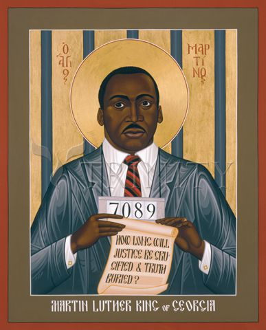 Martin Luther King of Georgia (1929-1968)