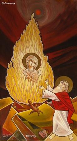 Annunciation Icon