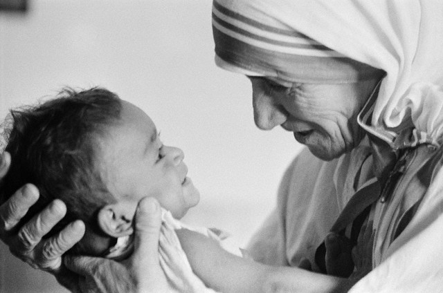 Advent Quote Mother Teresa Of Calcutta Blog Of St Luke