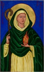 brigid-of-kildare-icon-from-blog-eternal-fire-in-uk-could-be-an-aidan-hart-icon-183x300
