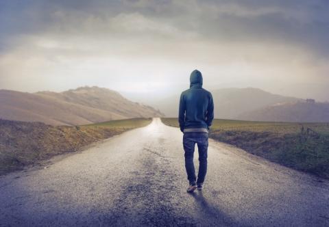 iStock_walking_hoodie