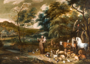 St.-Francis-with-the-animals-300x213