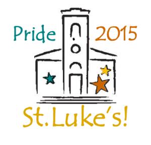 Pride 2015 logo